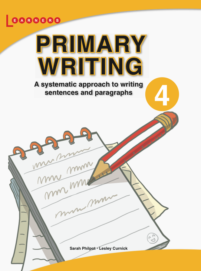 PRIMARY WRITING WORKBOOK Level 4