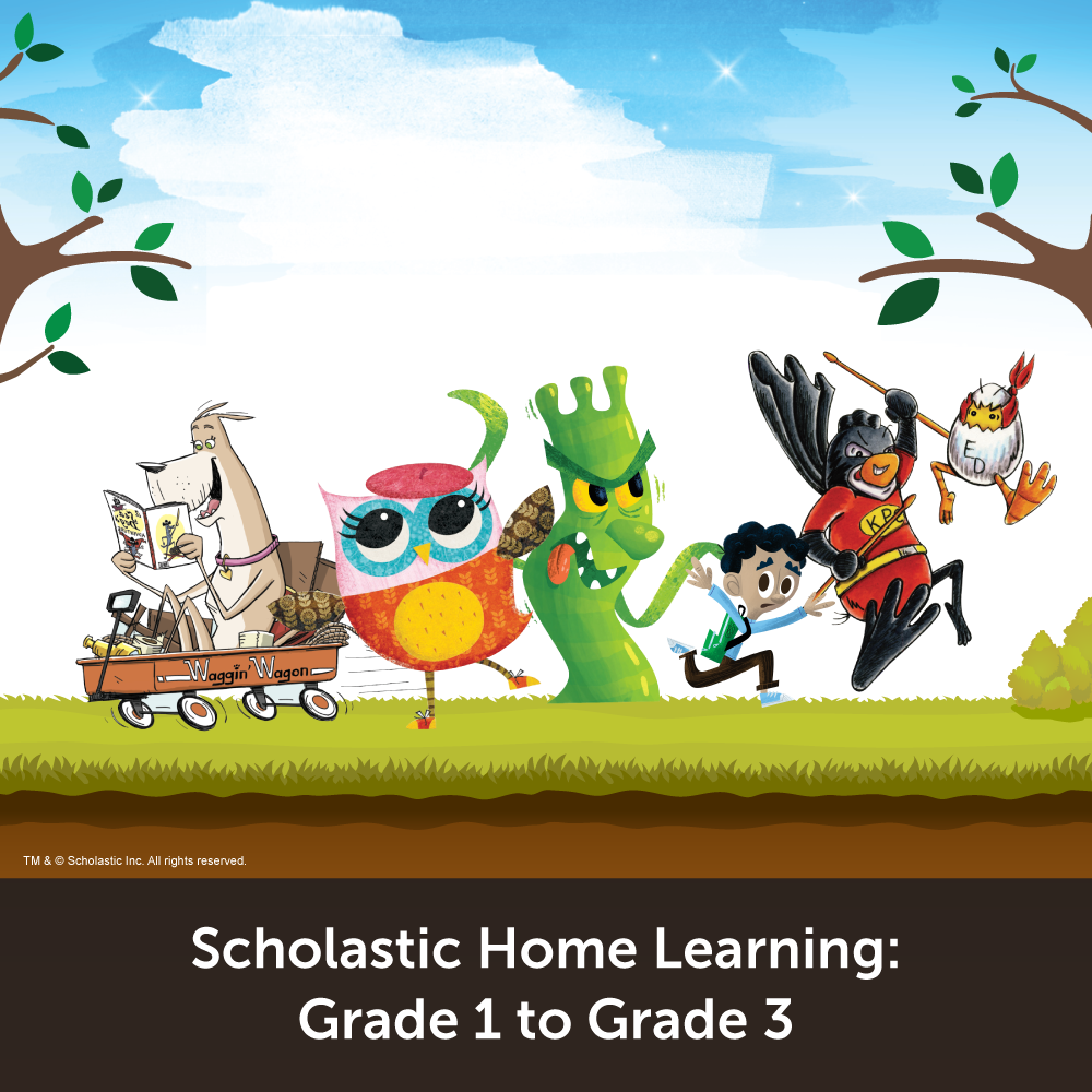 Home Learning : Grade 1 to Grade 3