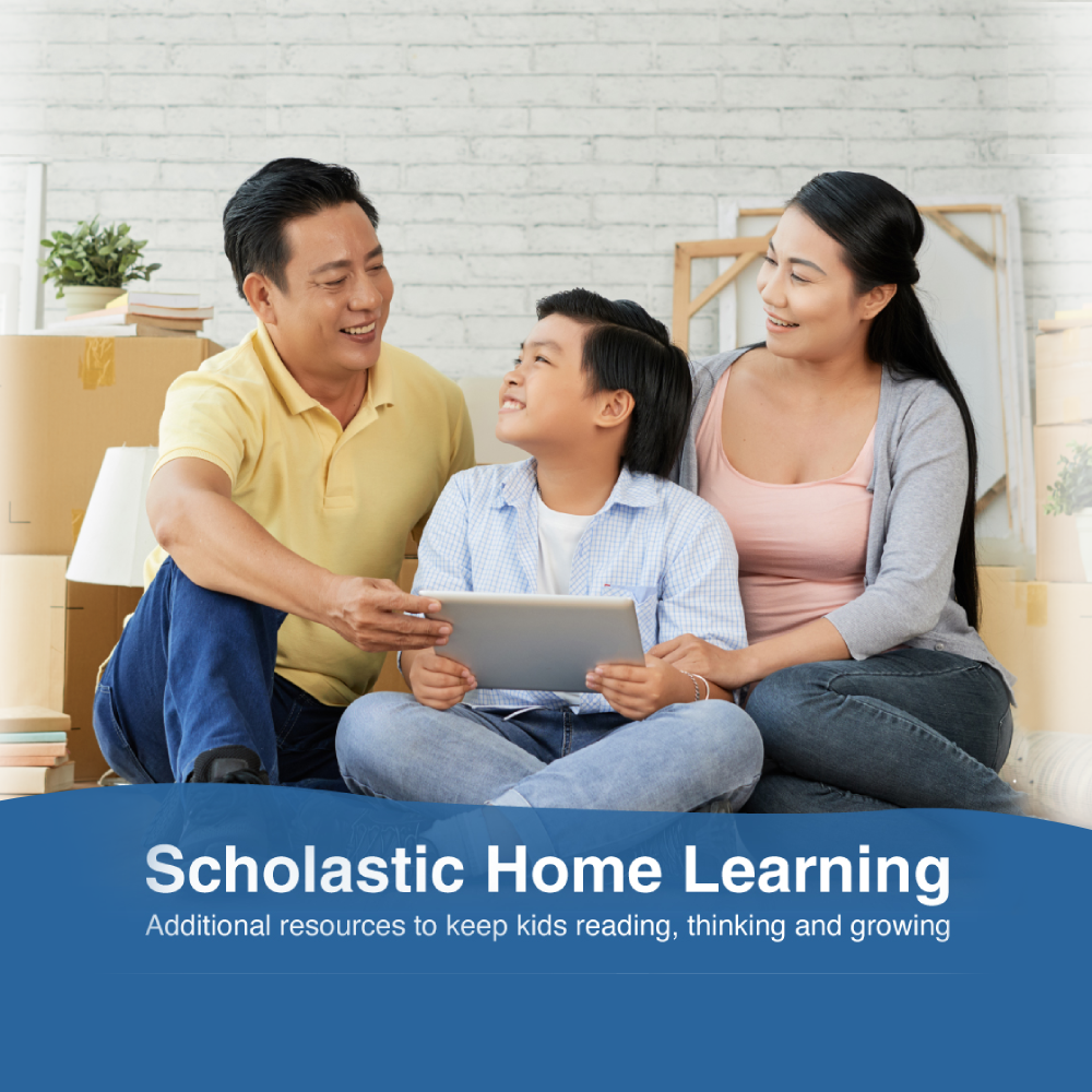 Scholastic Home Learning