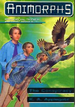 Animorphs #31 The Conspiracy