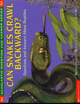 Can Snakes Crawl Backwards