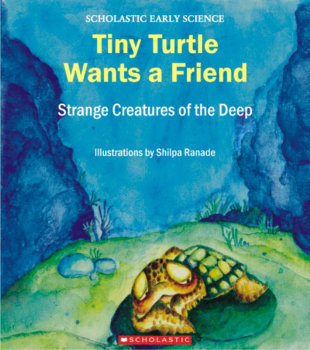 Tiny Turtle Wants a Friend