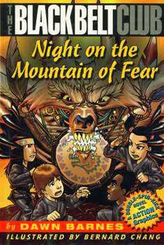 Night On The Mountain Of Fear