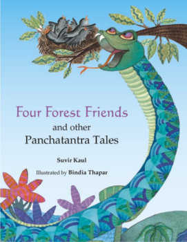 Four Forest Friends And Other Panchtantra Tales