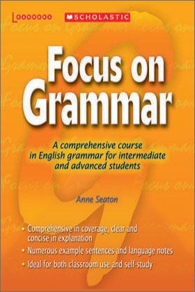 Focus on Grammar Coursebook
