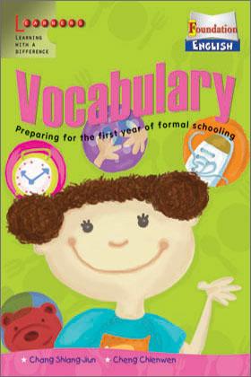 Foundation English-Vocabulary