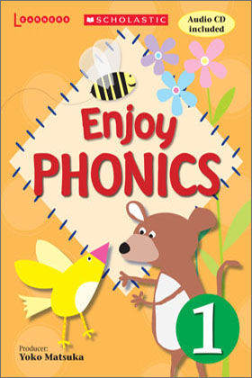 Enjoy Phonics with ACD Book 1