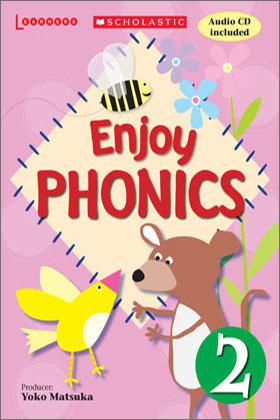 Enjoy Phonics with ACD Book 2
