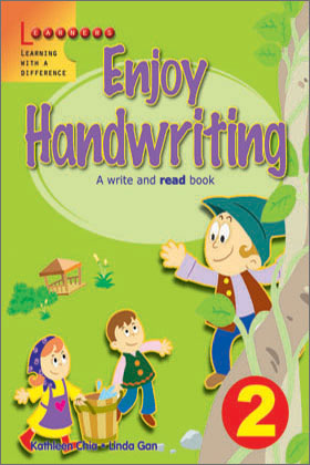 Enjoy Handwriting Book 2