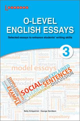O-Level English Essays 3