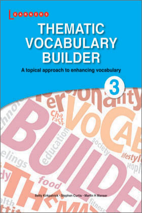 Thematic Vocabulary Builder 3