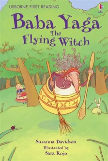 Baba Yaga- The Flying Witch