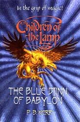 Children of The Lamp : The Blue Djinn of the Babylon