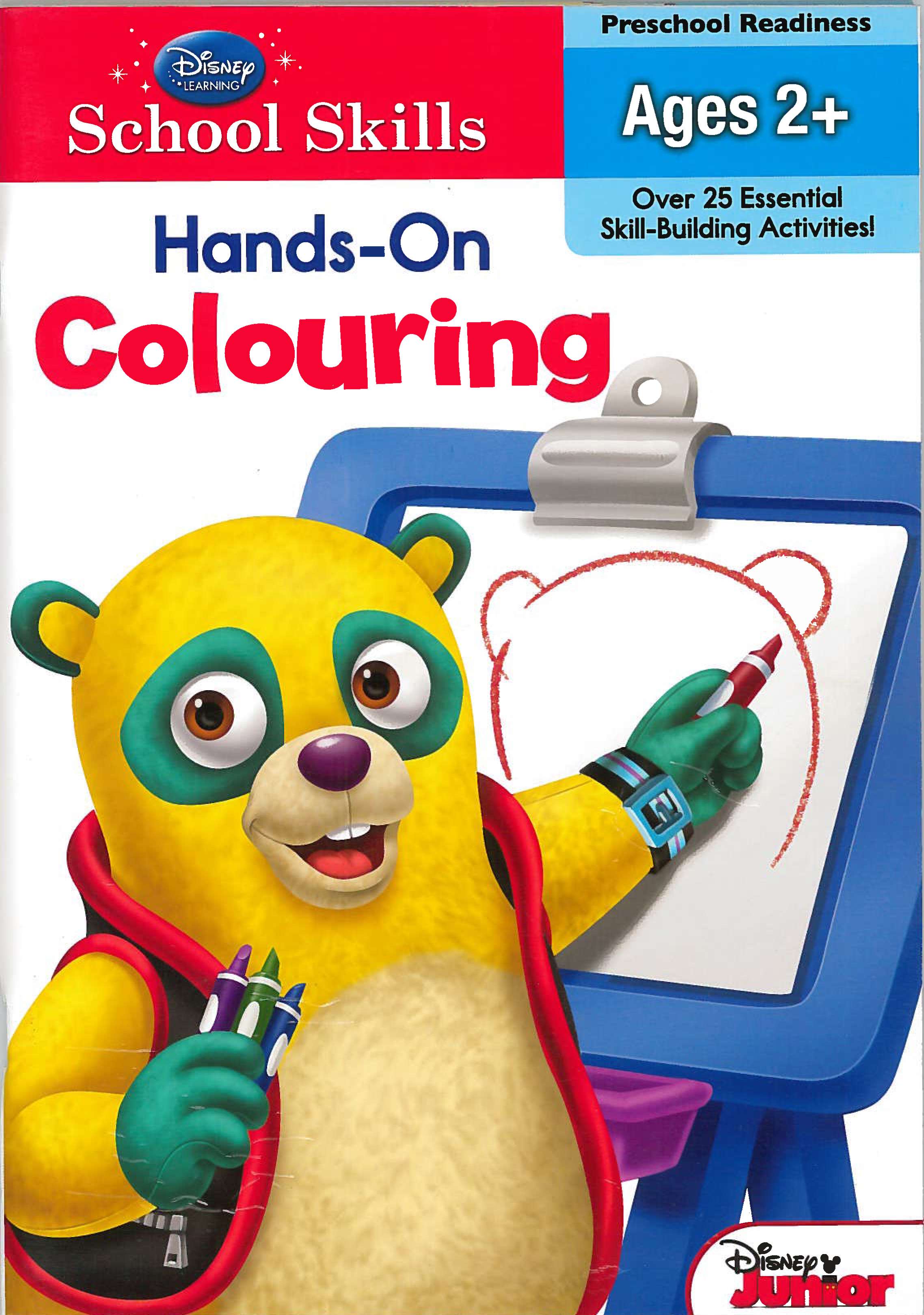 Hands- On Colouring