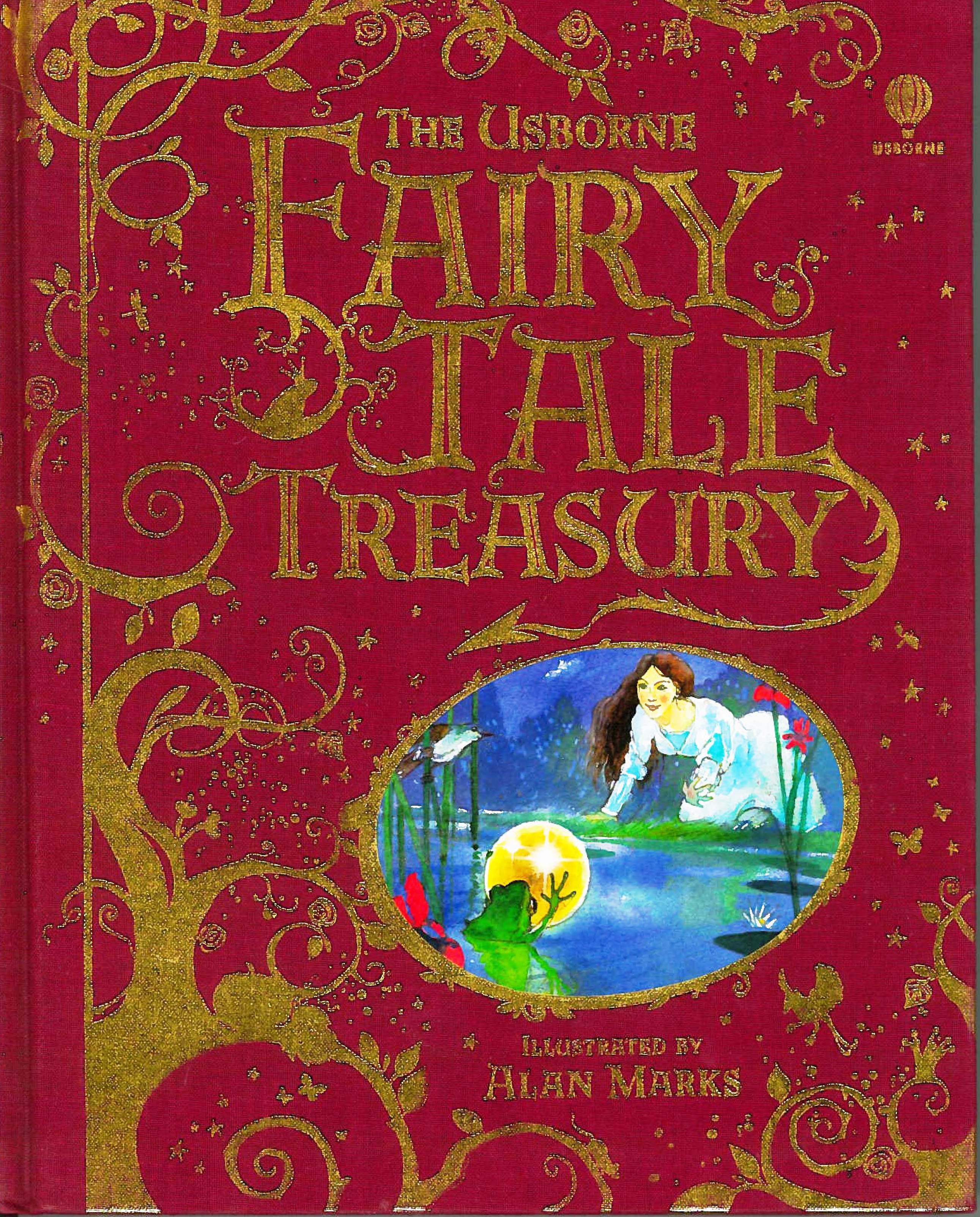 The Usborne Fairy Tale Treasury