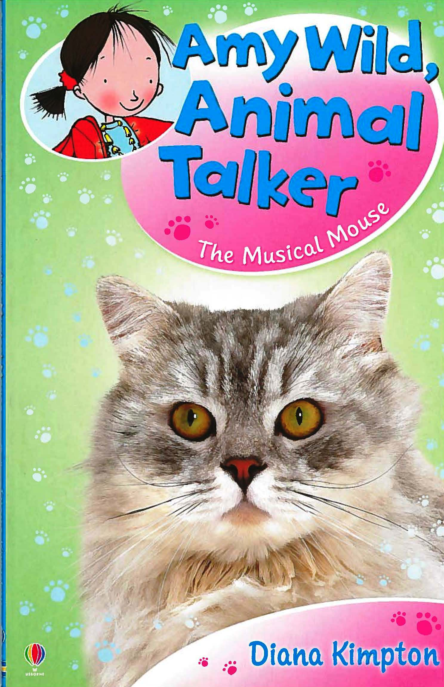 Amy Wild, Animal Talker: The Musical Mouse