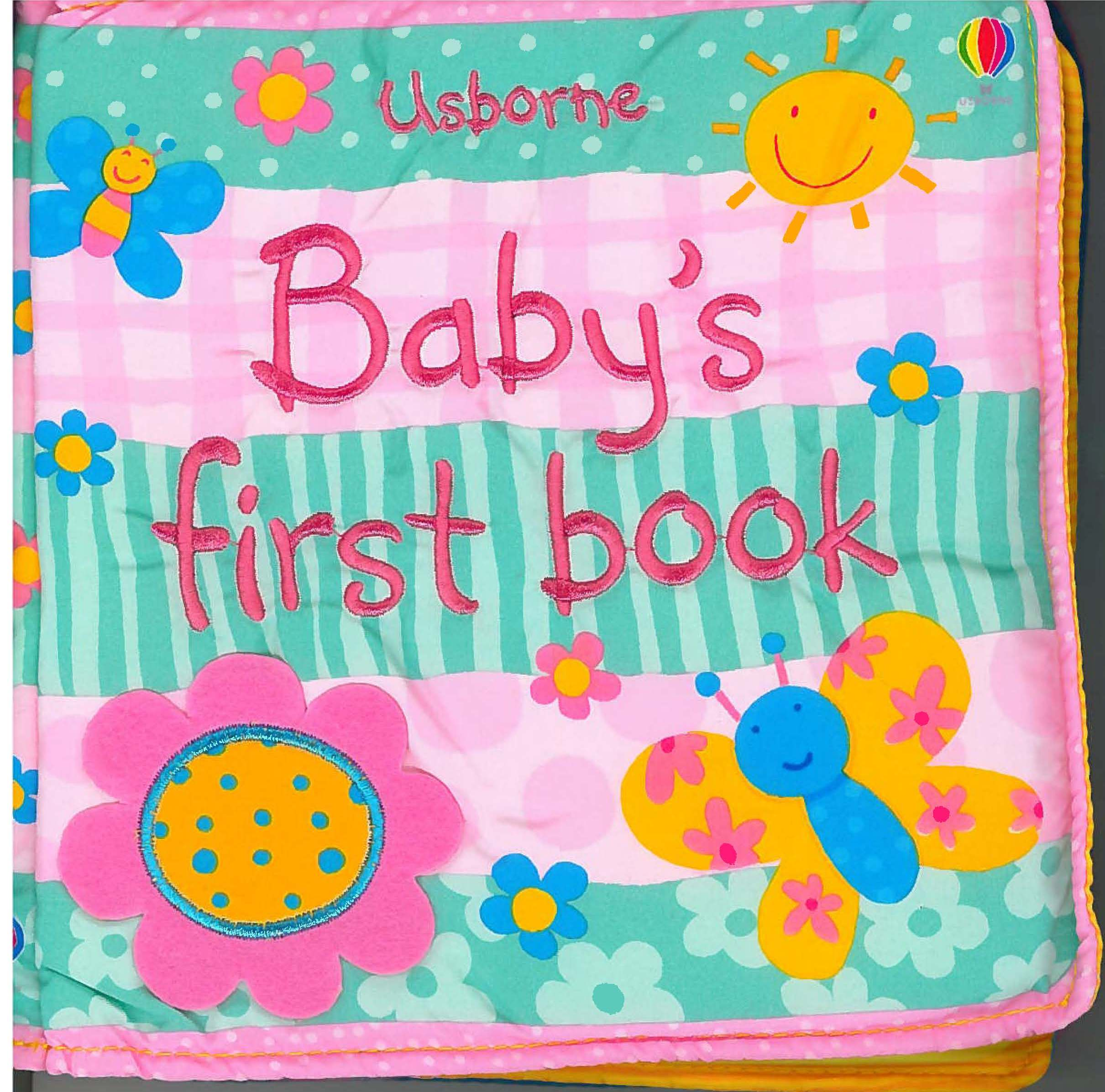 Baby's First Book (girls)