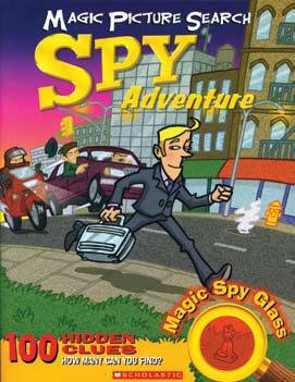 Magic Picture Search: Spy Adventure