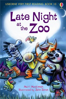 Late Night At The Zoo (Book 10)