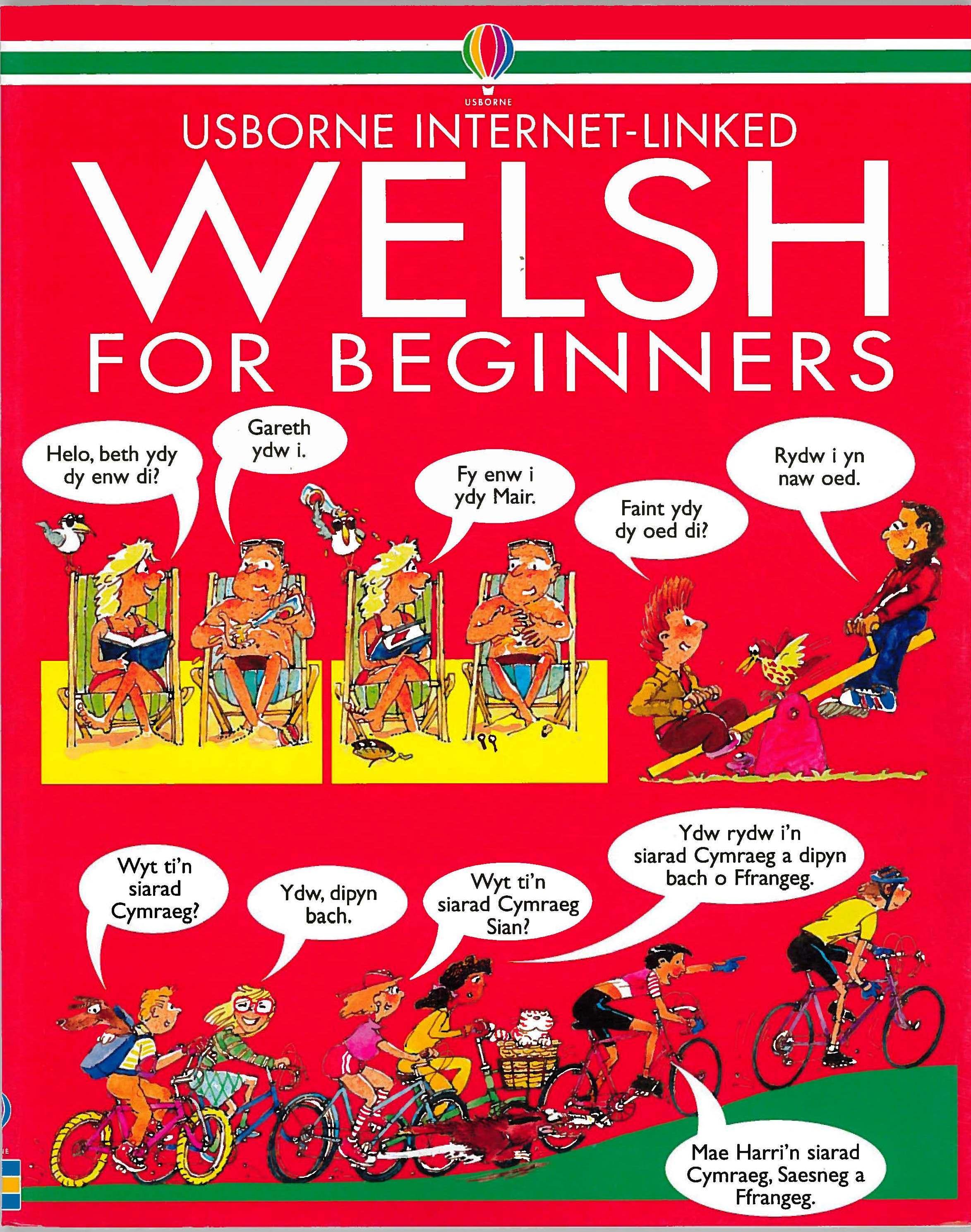 Welsh for Beginners