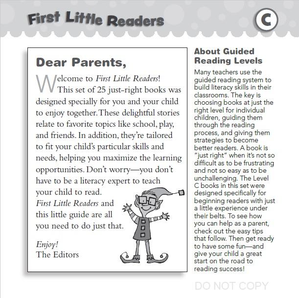 Parent Guide (Level C)