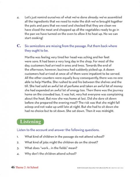 Coursebook 7
