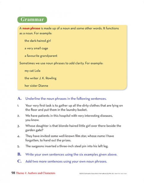 Coursebook 8
