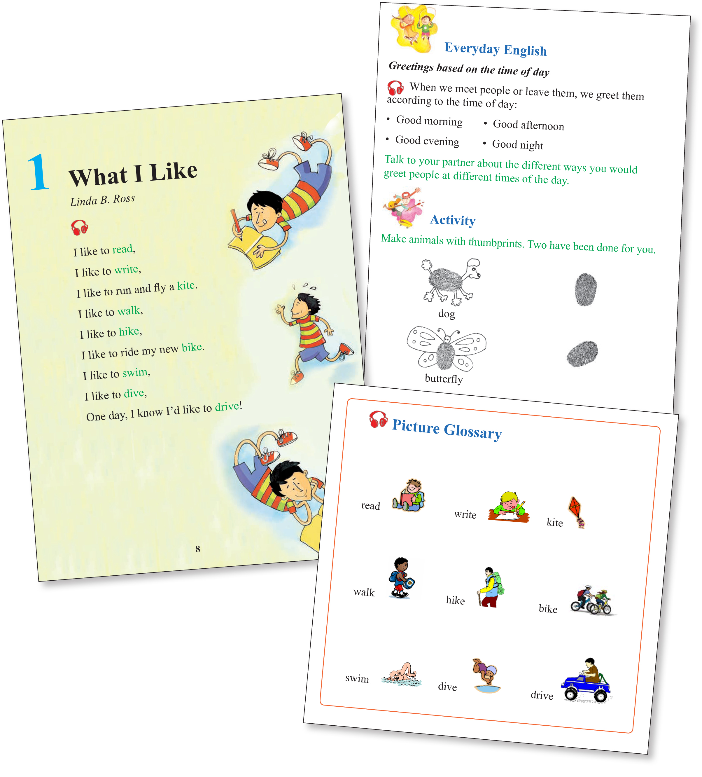 Advance English - Course Book