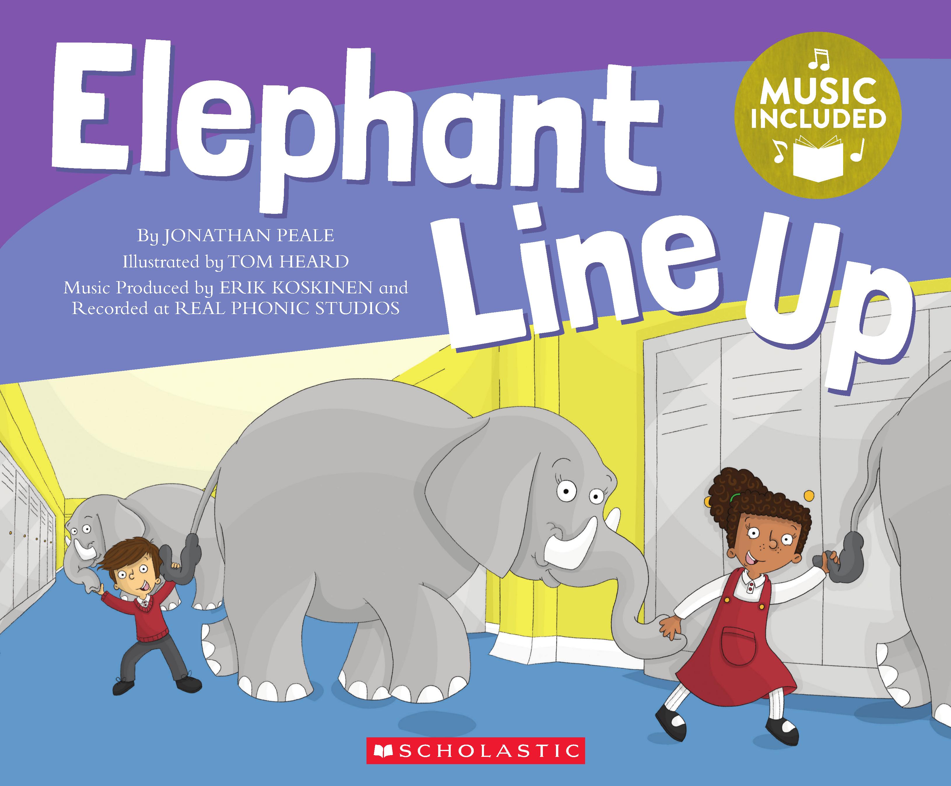 Elephant Line Up