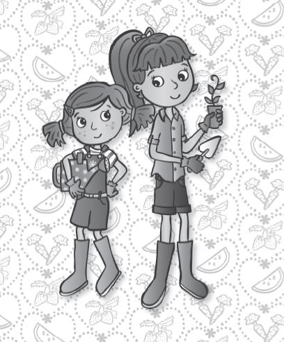Ella & Olivia Flower Power