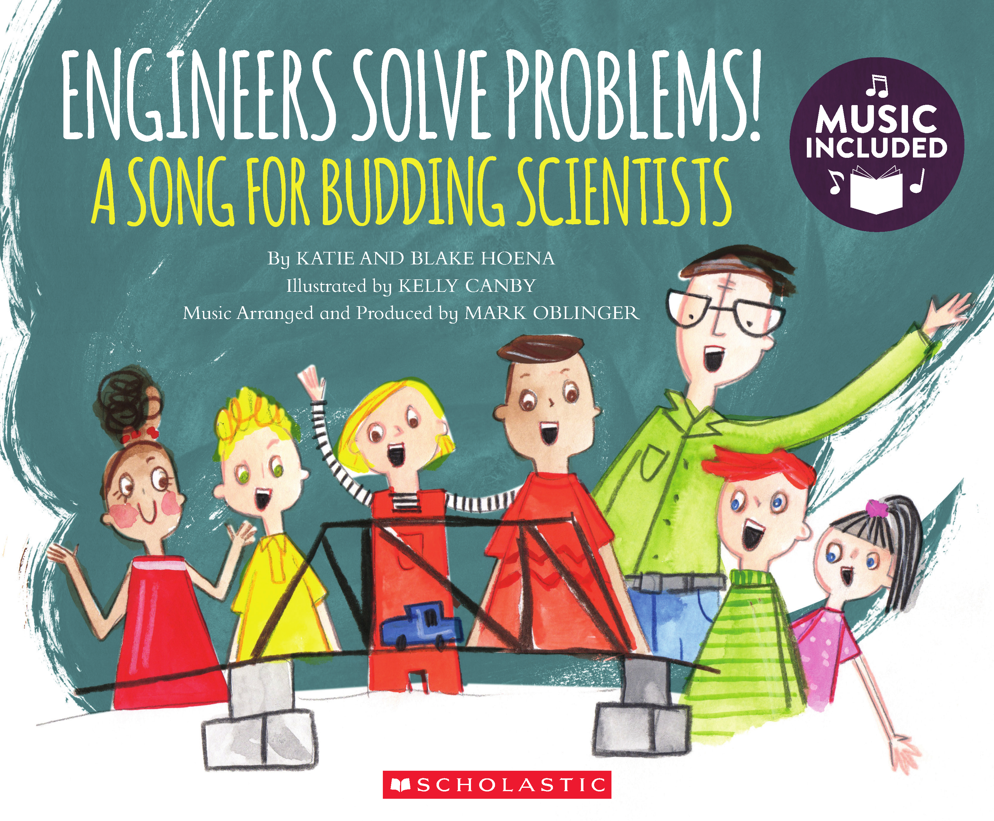Engineers Solve Problems! A Song For Budding Scientists