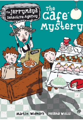 The JerryMaya Detective Agency: The Cafe Mystery