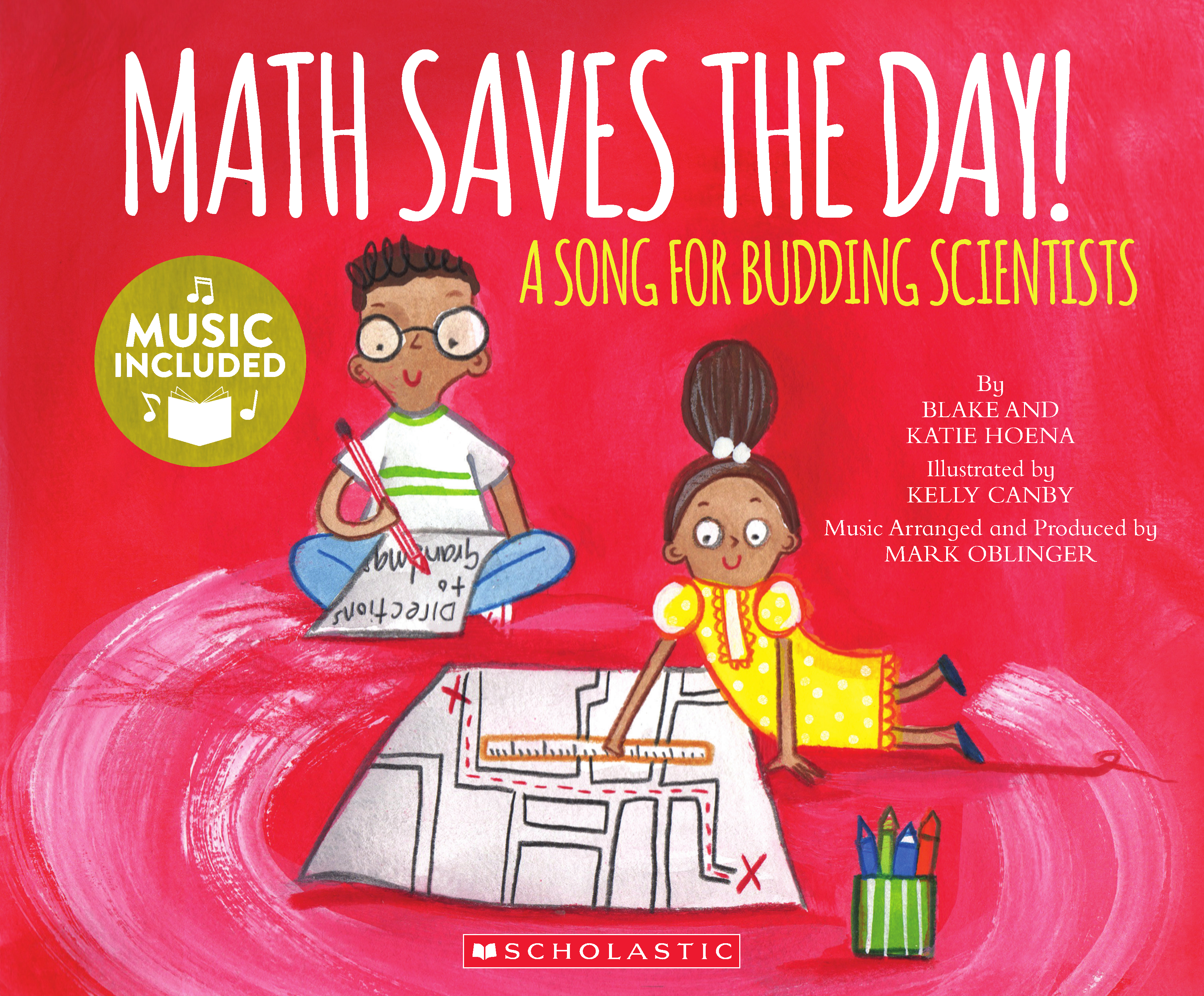 Math Saves The Day! A Song For Budding Scientists