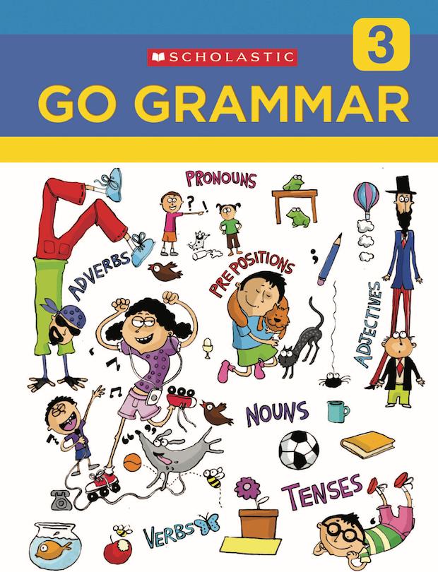 Go Grammar- Level 3
