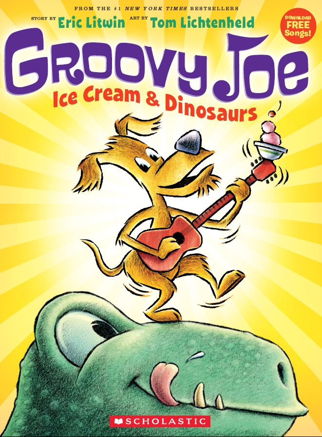 Groovy Joe Ice Cream & Dinosaurs