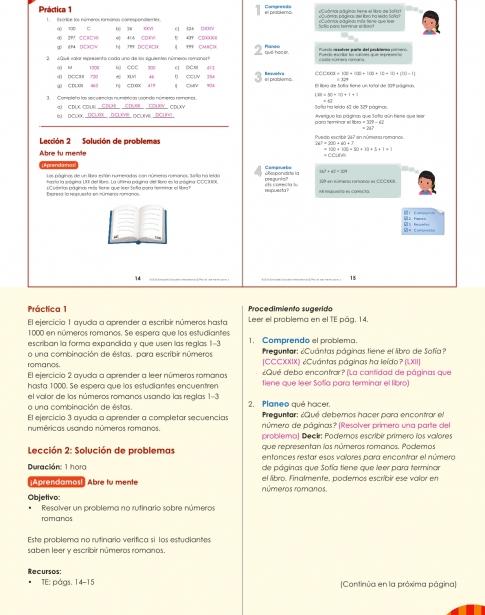 Guía del profesor 6