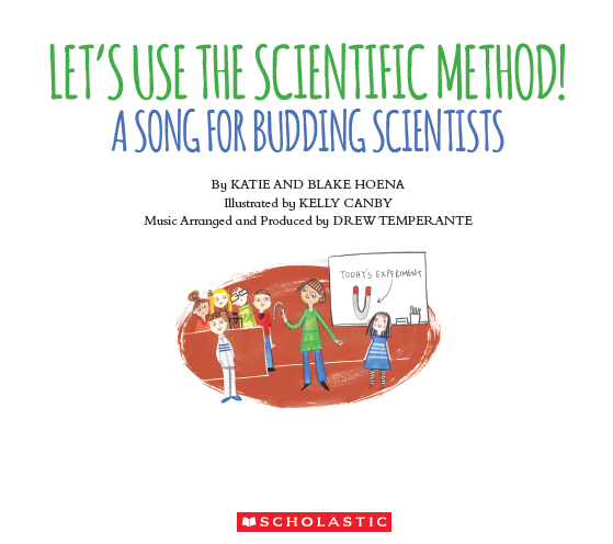 Lets Use Scientific Method Song Budding Scientists