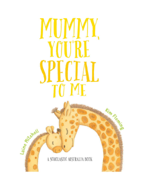 Mummy you Are Special Me Excerpt