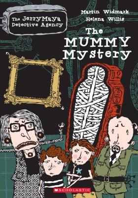 The JerryMaya Detective Agency: The Mummy Mystery