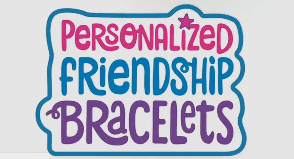Klutz: Personalized Friendship Bracelets
