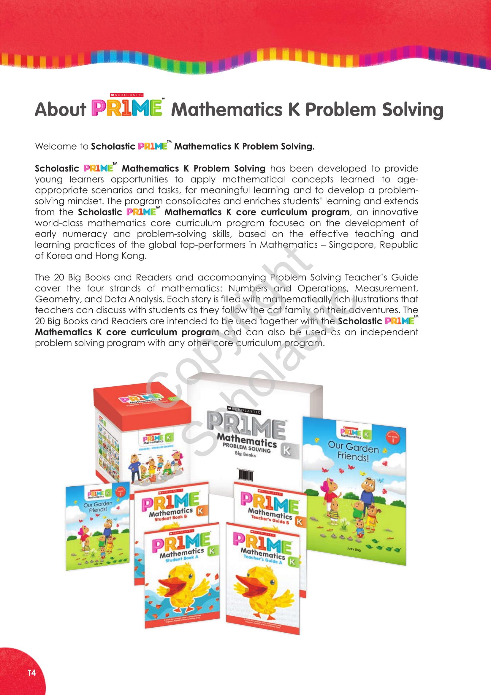 Problem Solving Kit - Teacher's Guide