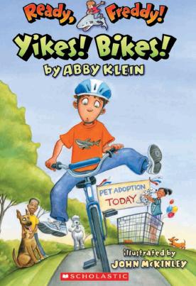 Ready Freddy 7 Yikes Bikes