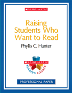Raising Students Who Want to Read