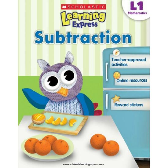 LEARNING EXPRESS: SUBTRACTION L1