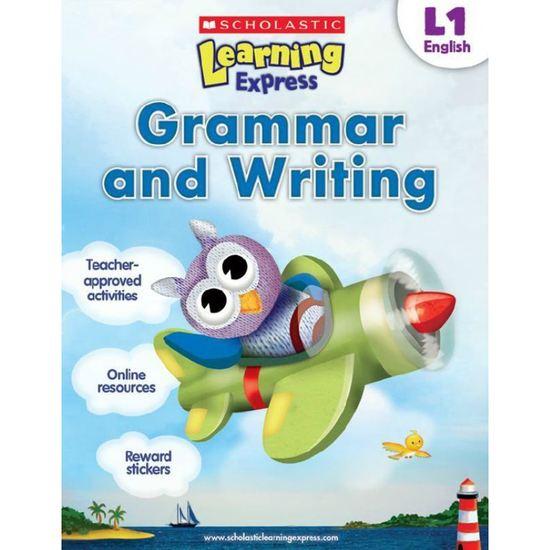 LEARNING EXPRESS: GRAMMAR & WRITING L1