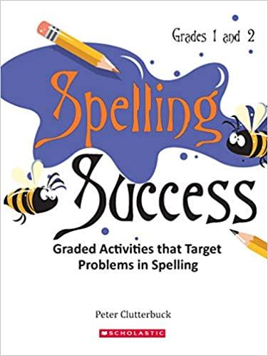 Spelling Success Level 1