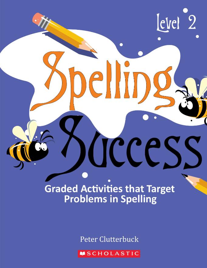 Spelling Success Level 2