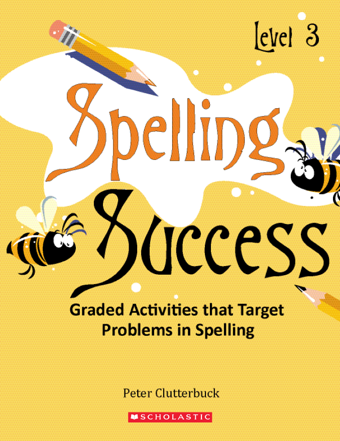 Spelling Success Level 3
