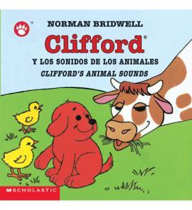 Clifford'S Animal Sounds / Clifford Y Los Sonidos De Los Animales