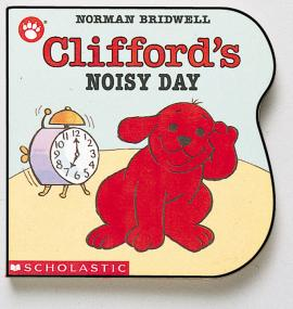 Clifford'S Noisy Day